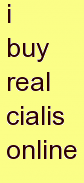 a buy real cialis online