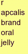 l apcalis brand oral jelly