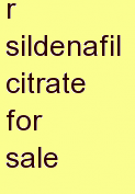 y sildenafil citrate for sale