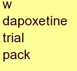 k dapoxetine trial pack