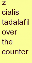 x cialis tadalafil over the counter